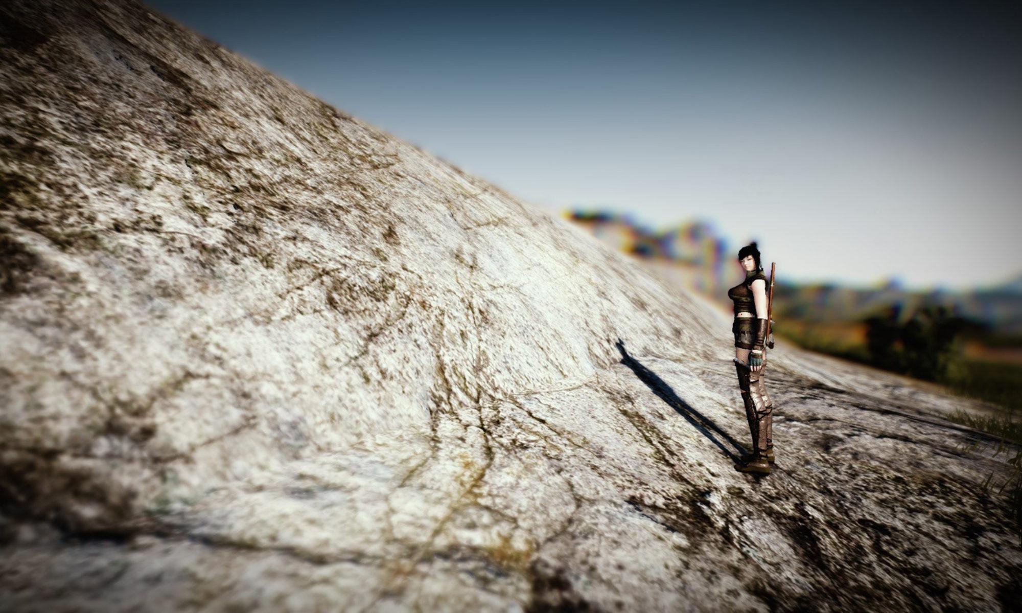 黒い砂漠:ジュゲSS ぶらり旅
